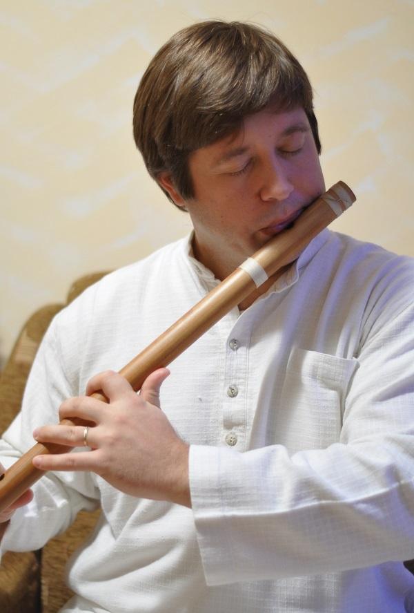 Mihai Sturza flaut