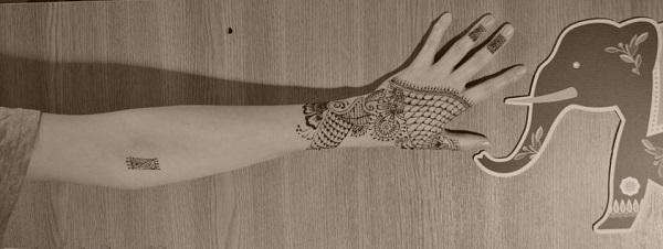 pictura henna