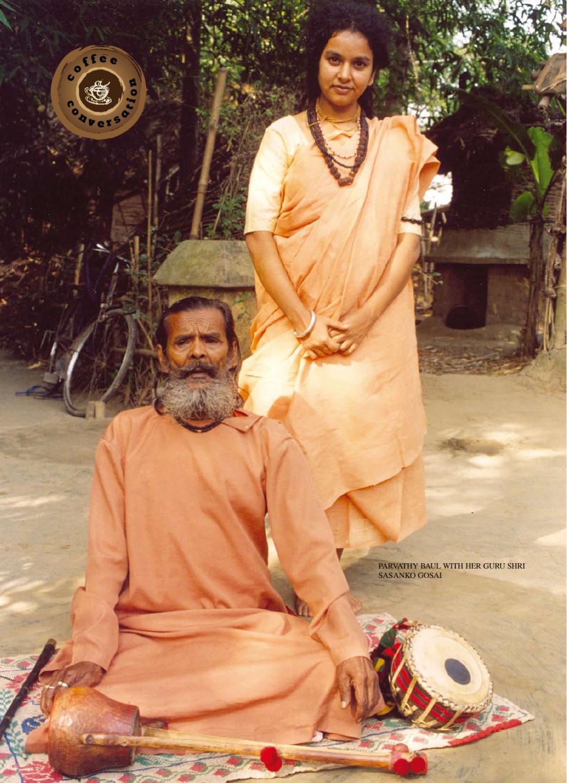Parvathy Baul guru