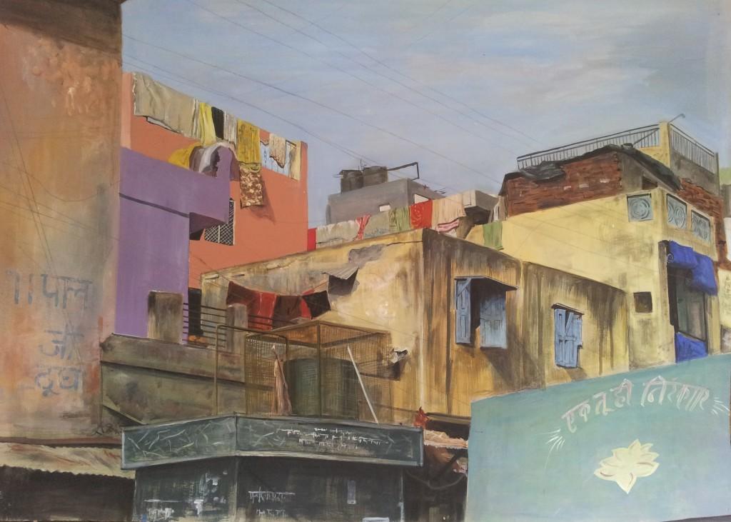 Expozitia de pictura Chalo2