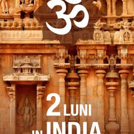 Două luni în Sudul Indiei – Jurnal de călătorie în doi