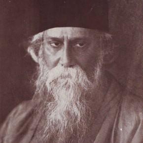 portret Tagore Didi