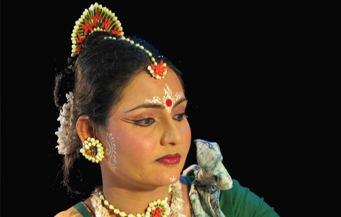 Spectacol de dans Tagore