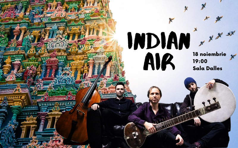 Concert INDIAN AIR