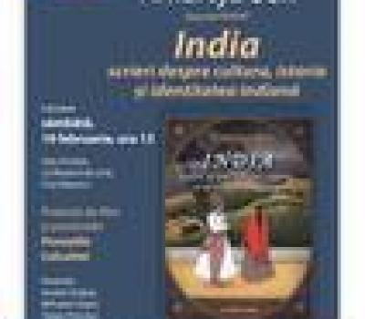 Lansare de carte – Amartya Sen – India. Scrieri despre cultura, istoria si identitatea indiana