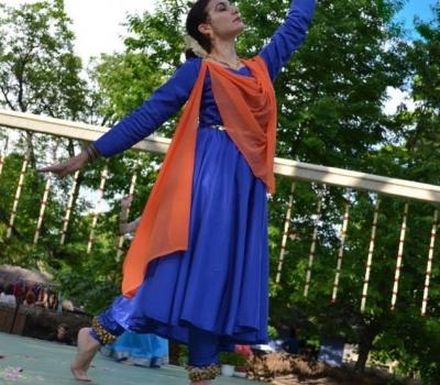 MILAN – CONFLUENŢE – Spectacol de dans clasic indian Jugalbandi (Kathak, Odissi, Bharatanatyam)