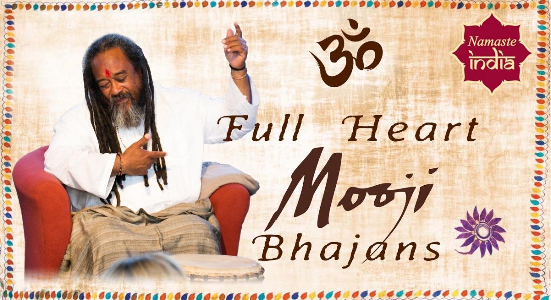 Concert Full Heart Mooji Bhajans
