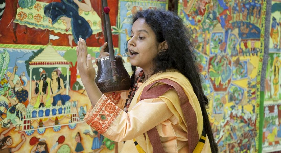 """În căutarea """"Omului din Inimă"""" – Muzica mistică a Bengalului"""