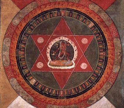 Mandala: artă și terapie