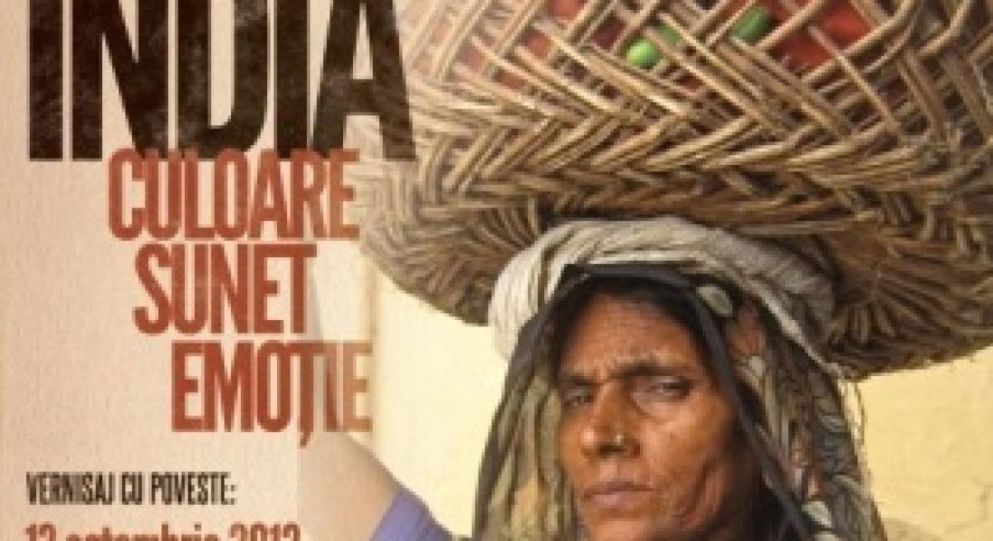 INDIA: culoare, sunet, emoție