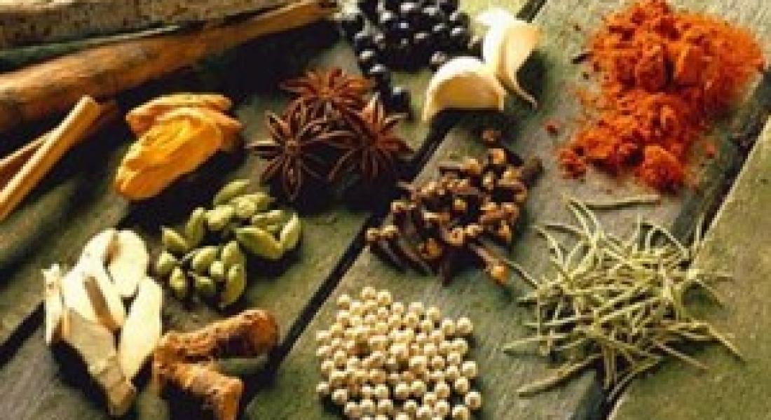 Povestea mirodeniilor