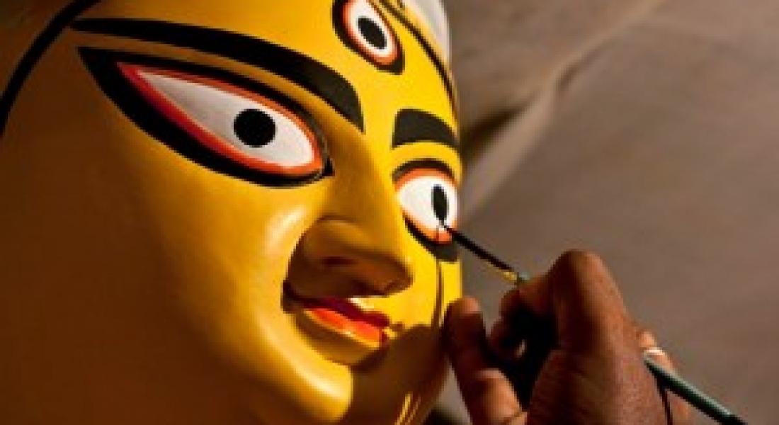De la Durga puja la lumea lui Kalidasa