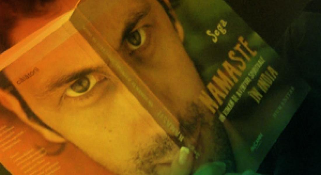 Ultima întâlnire cu Sega şi romanul Namaste