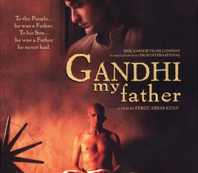 "Filmul ""Gandhi, tatăl meu"""