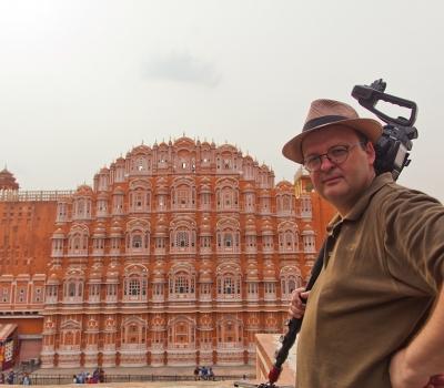 """Documentar de călătorie – """"India pe USB"""""""