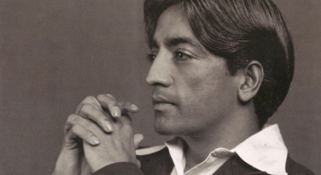Despre fragmentarea conştiinţei umane în viziunea gânditorului indian Jiddu Krishnamurti