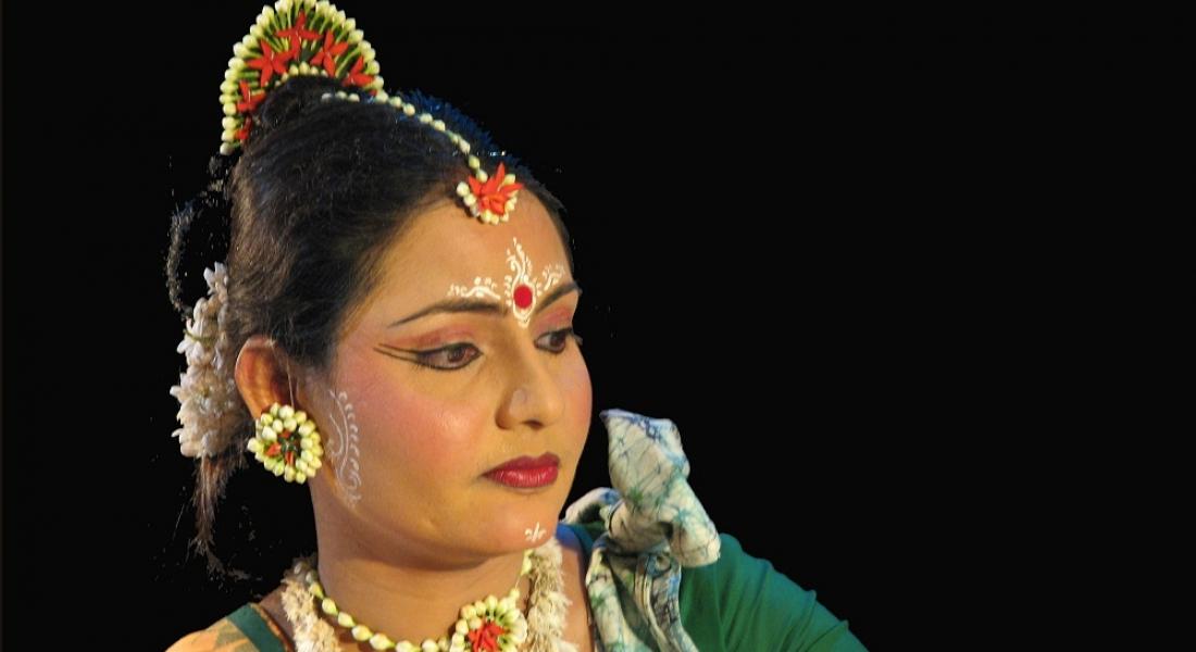 Spectacol de dans Tagore (Kaberi Chatterjee)