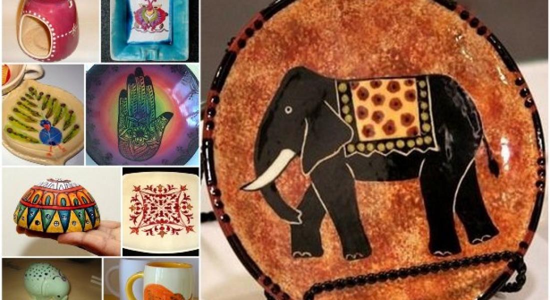 Simbolistica elementelor decorative din arta indiană