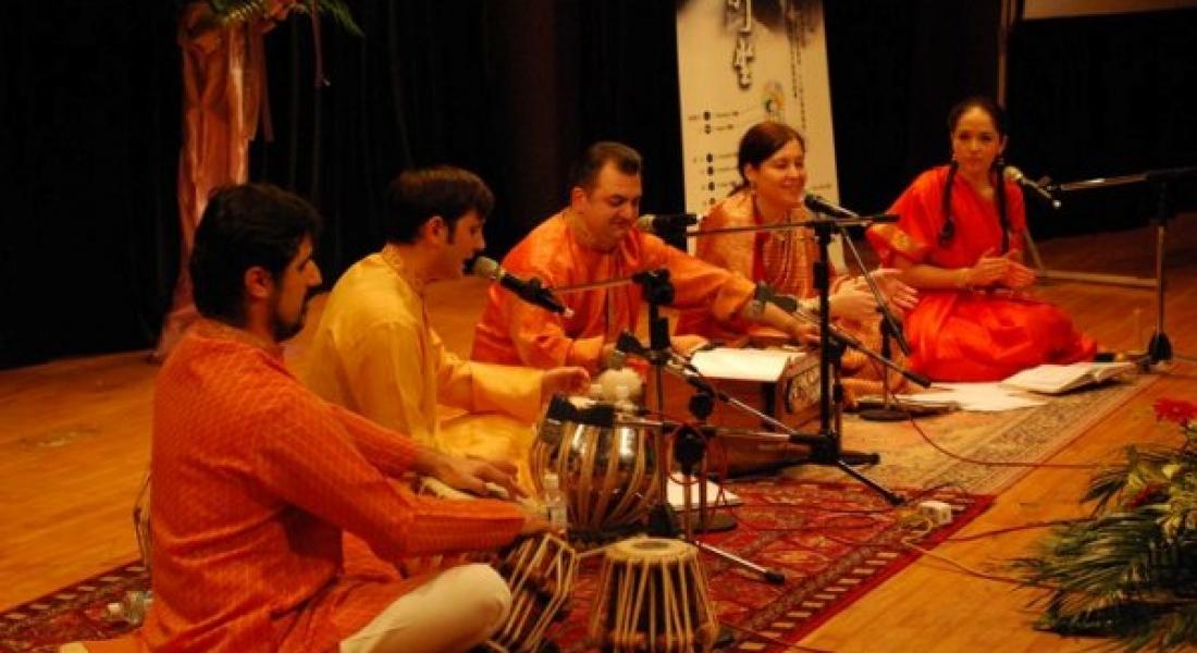 Concert de muzică clasică Bhajan şi Qawwali – Sahaj Group