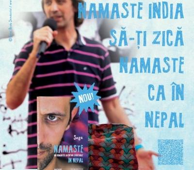 Sega vine la Namaste India să-ți zică Namaste ca în Nepal