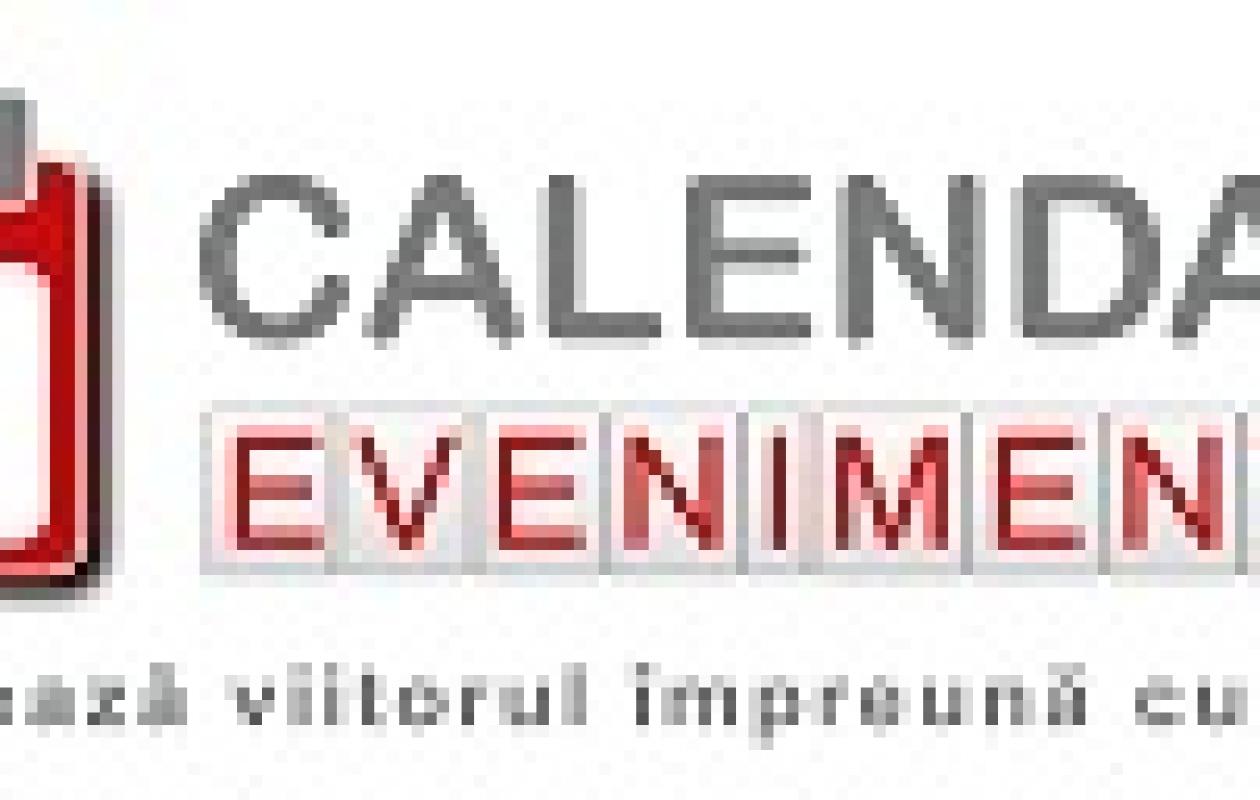 calendar evenimente