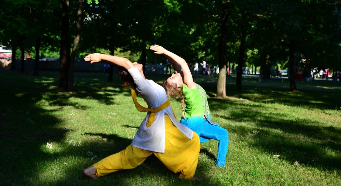 Yoga  Vandanam  și alte Povești pentru corp și inimă